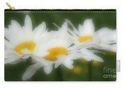 Daisy Flower Trio Carry-all Pouch