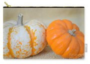 Daisy Gourd And Pumpkin Carry-all Pouch