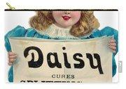 Daisy Headache Cure Carry-all Pouch
