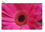 Daisy Pink Carry-all Pouch