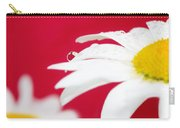 Daisy Reflecting On Red V2 Carry-all Pouch