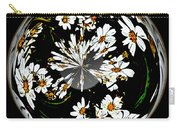 Daisy Sphere Carry-all Pouch