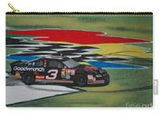 Dale Earnhardt Wins Daytona 500-infield Doughnuts Carry-all Pouch