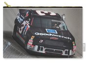 Dale Earnhardt Wins-wave To The Crowd Carry-all Pouch