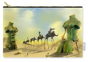 Dali On The Move  Carry-all Pouch