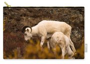 Dall Sheep Grazing Carry-all Pouch