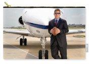 Dallas Cowboys Superbowl Quarterback Troy Aikman Carry-all Pouch