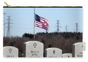 Dallas Fort Worth Memorial Cemetery Carry-all Pouch
