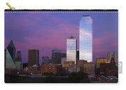 Dallas Sunset Carry-all Pouch