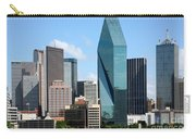 Dallas Texas Carry-all Pouch