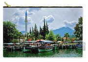 Dalyan Riverfront-turkey Carry-all Pouch