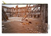 Damaged Building Carry-all Pouch