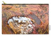 Damaged Upholstery Carry-all Pouch