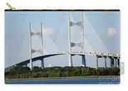 Dames Point Bridge Jacksonville Florida Carry-all Pouch