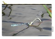 Damselflies Mating II Carry-all Pouch