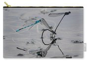 Damselfly Circus Carry-all Pouch