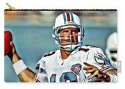 Dan Marino Carry-all Pouch