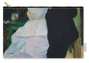 Dance At Bougival Renoir Carry-all Pouch