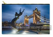 Dance At The Tower Carry-all Pouch
