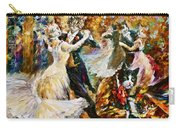 Dance Ball Of Cats  Carry-all Pouch by Leonid Afremov