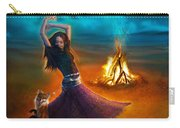 Dance Dervish Fox Carry-all Pouch by Aimee Stewart