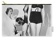 Dance Director Selecting Girls Carry-all Pouch