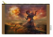 Dance In The Fire Carry-all Pouch
