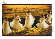 Dance At Shiloh Carry-all Pouch