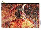 Dance Of Colors Carry-all Pouch