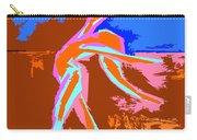 Dance Of Joy 2 Carry-all Pouch by Patrick J Murphy