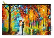 Dance Of Love Carry-all Pouch