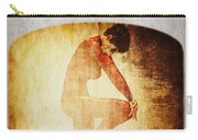 Dance Of The Fool Carry-all Pouch