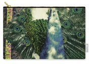 Dance Of The Peacock Carry-all Pouch