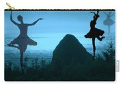 Dance Of The Sea Carry-all Pouch by Joyce Dickens