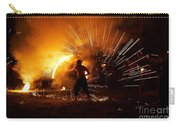 Dance On Fire Carry-all Pouch