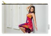 Dance On The Wall Carry-all Pouch