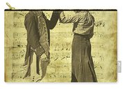 Dance The Minuet With Me Carry-all Pouch