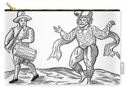 Dance The Morris, 1600 Carry-all Pouch