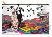 Dance Till The End Of Time Carry-all Pouch