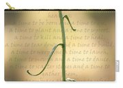 Dance With Me Carry-all Pouch