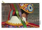 Dancer In Native Costume Peru Carry-all Pouch