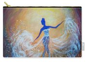 Dancer In White Dress Carry-all Pouch