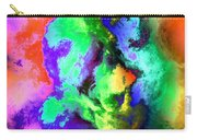 Dancers Carry-all Pouch by Kurt Van Wagner