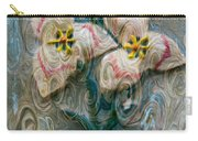 Dances With Flowers Carry-all Pouch