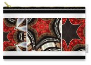 Dancing A Jig - Accordion - Pentaptych Carry-all Pouch