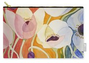 Dancing Anemones Carry-all Pouch