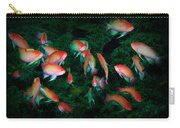 Dancing Anthias Carry-all Pouch