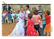 Dancing At A Turkish Wedding Near The Aegean Coast-turkey Carry-all Pouch