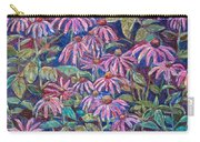 Dancing Coneflowers Carry-all Pouch