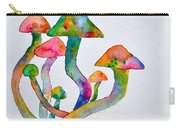 Dancing Cubensis Carry-all Pouch
